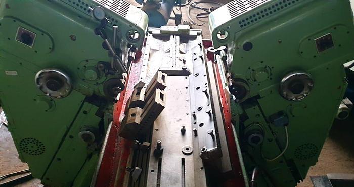 KOEPFER DUPLEX RACK CUTTING MACHINE