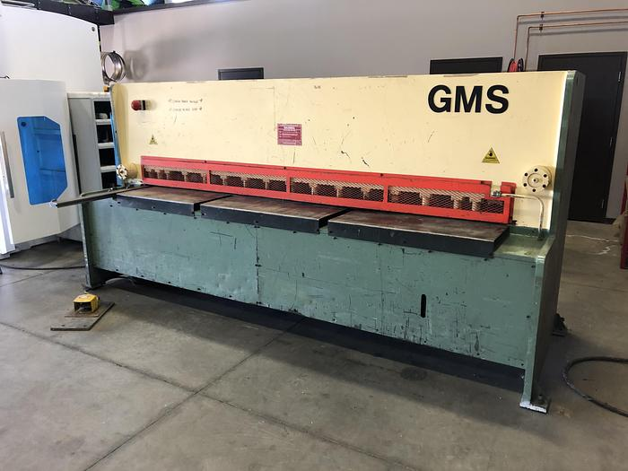 """Used 2001 GMS 10' x 1/4"""""""