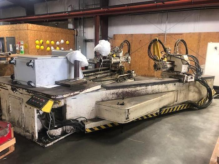 Refurbished Cyril Bath V40 Extrusion forming press