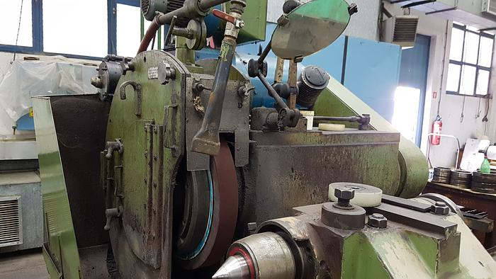 "20"" x 164"" Churchill Roll Grinder: RG-106"