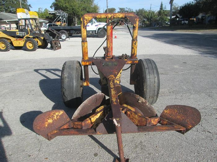 Used Fesco Pull Behind Fire Break Plow