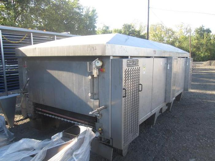 Used Lawrence Equipment 3-Pass Oven; Md#54-16
