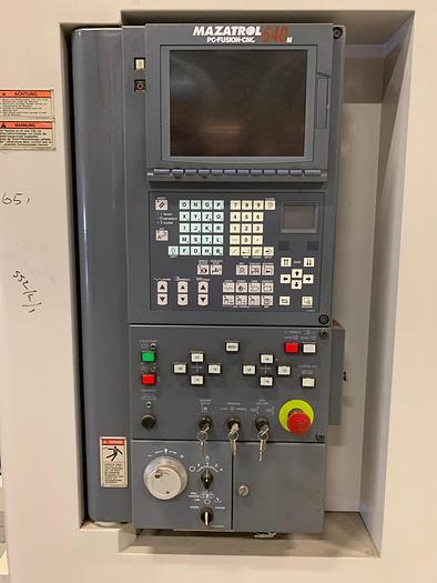 MH17 - Mazak FH 5800