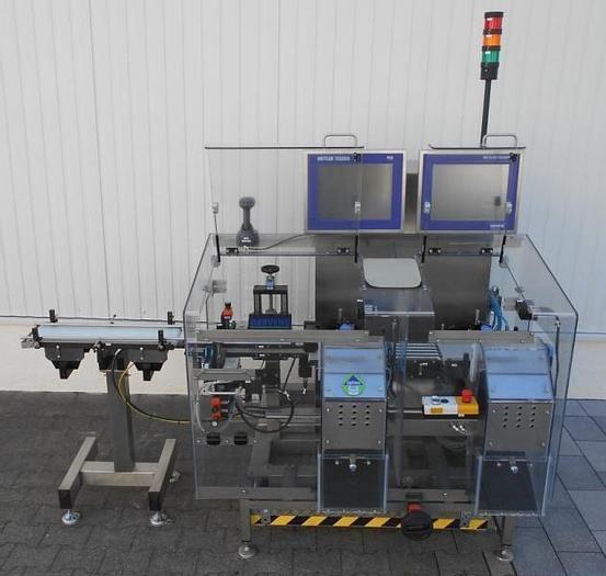 Used R 14826 D - Checkweigher METTLER XS 2 MV PCE - 750 g