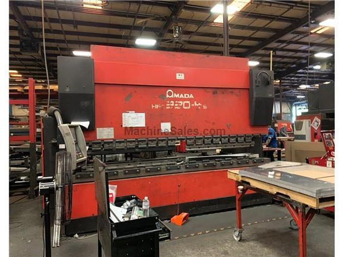2000 242 Ton Amada HFE-2204 CNC Press Brake