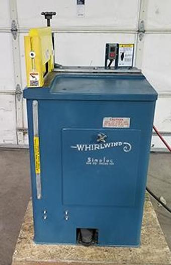 Used Whirlwind 212L Upcut Saw