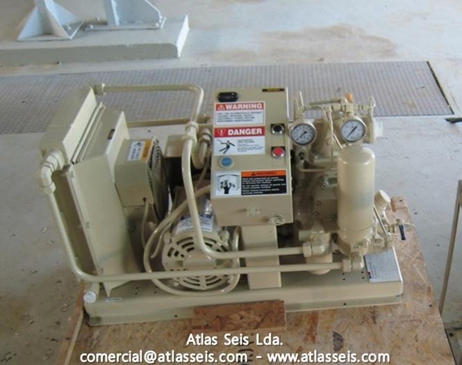 GrimmerSchmidt Compressor 80 PSIG 30 CFM 6600 RPM