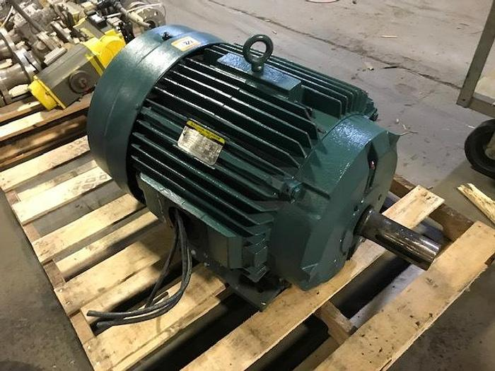 Used 75 HP BALDOR / RELIANCE MDL. FCP4316T-4 MOTOR