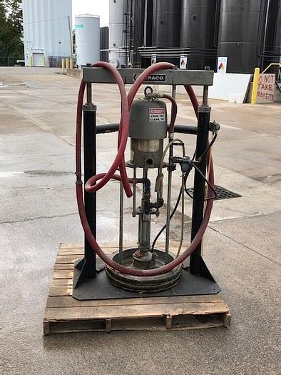 Used GRACO DRUM PUMP MODEL 214031 – 3 GPM MAX (#9336)