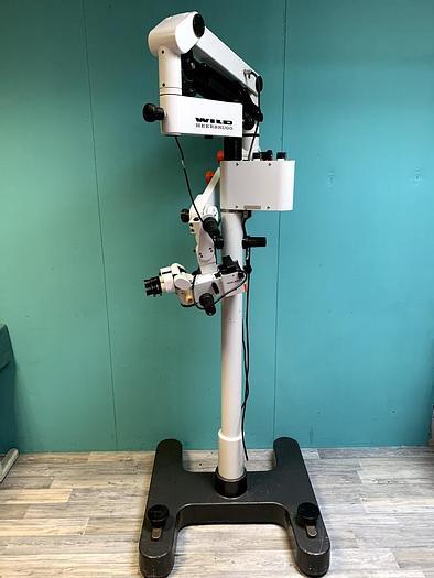 Gebraucht Leica Wild Heerbrugg MTR 29 Operationsmikroskop