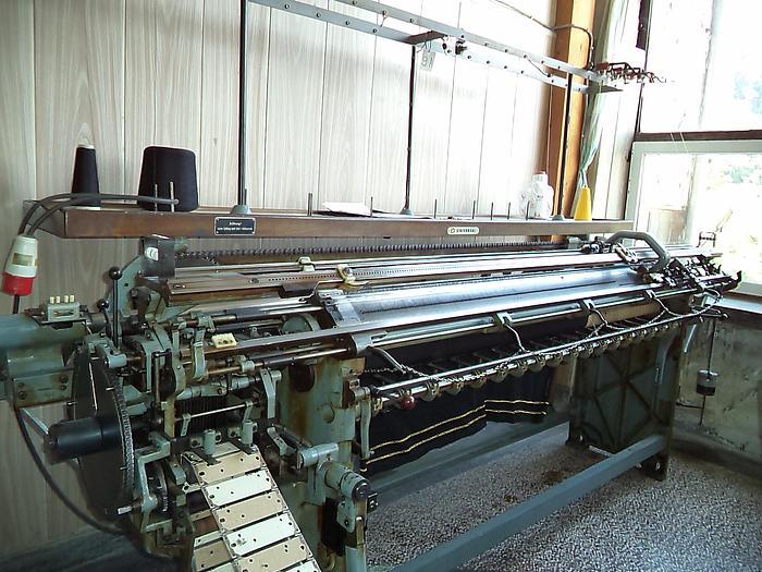 Gebraucht Flachstrickmaschine UNIVERSAL  MC1 E05/183 cm