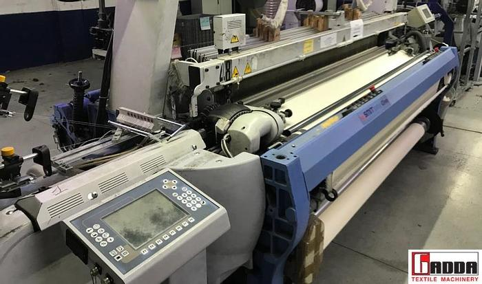 Used SMIT GS900 220 cm RATIERA STAUBLI
