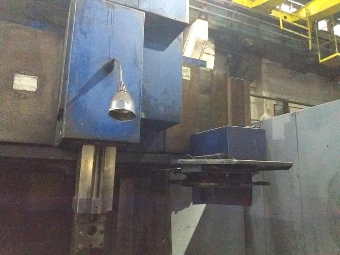 2000mm CNC Vertical turning lathe  SCHIESS / SEDIN + ATC