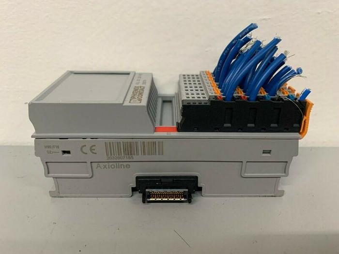Used Phoenix Contact Axioline AXL DO 32/1-ME Digital Output Module