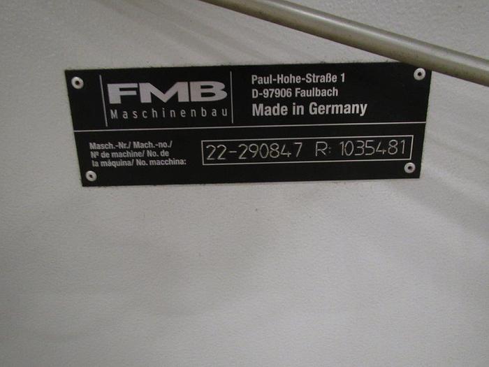 2012 FMB TURBO 5-55 MAGAZINE TYPE BAR LOADER