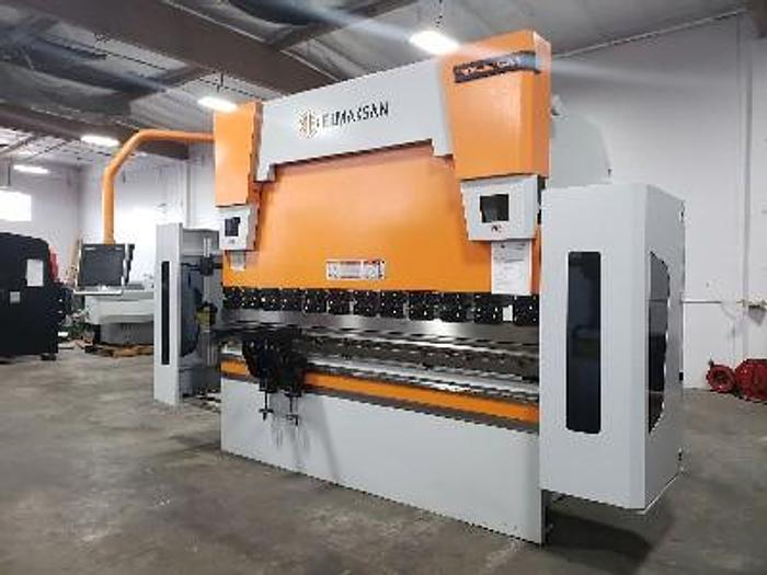2019 8.5'x110 Ton Ermak Power Bend 'Falcon' CNC Press Brake