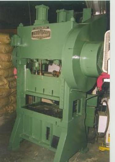 30 Ton, JOHNSON, No. S2-30-36-24, SSDC PRESS