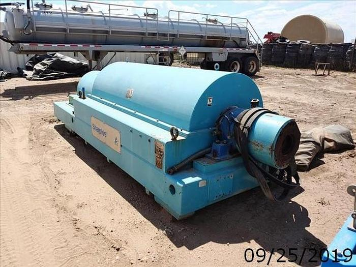 Used Sharples / DS-705 Centrifuge