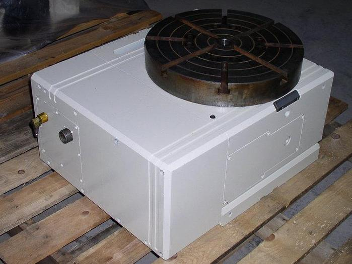 """Used 15"""" SMW Model RT375VN CNC Rotary Table"""