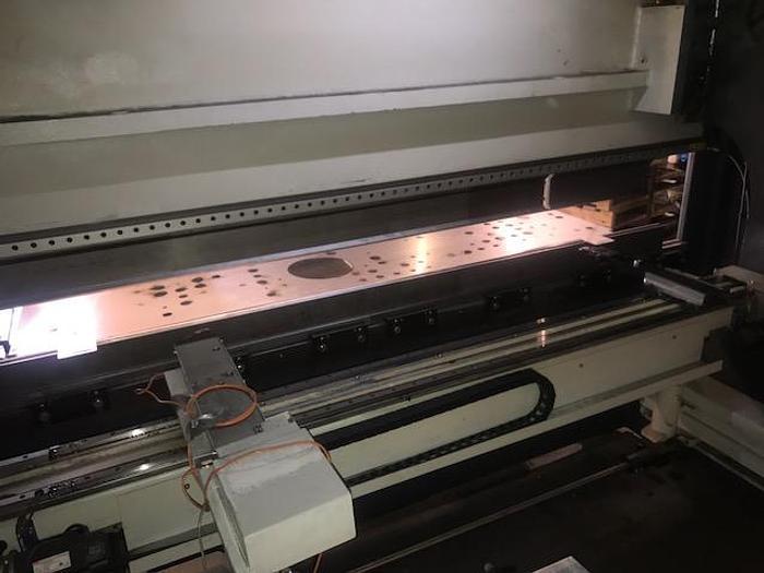 2013 175 Ton Mitsubishi/Dener DU-175 CNC Hydraulic Press Brake