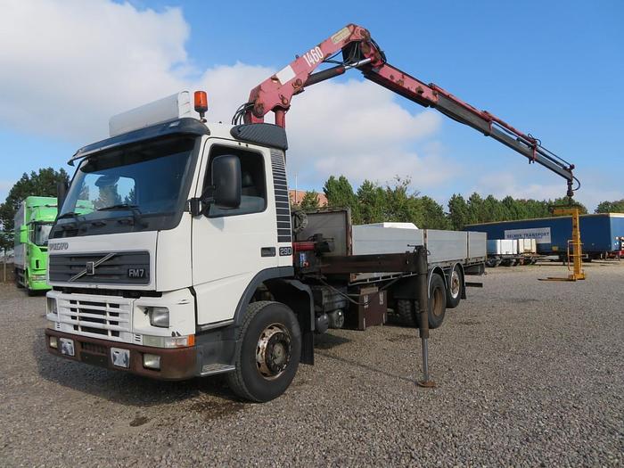 God 2000 Volvo FM7/290 6x2 HMF1463K3