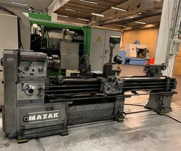 Used MM35 Mazak lathe