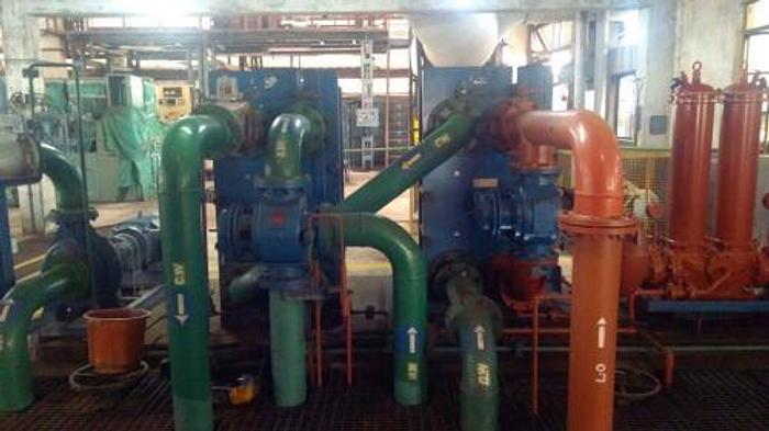 6.22 MW 2000 Used Daihatsu 12 DK-36 Diesel Generator