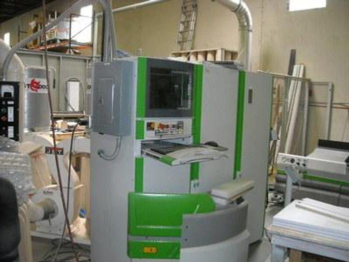 Biesse Rover 35L CNC Machining Center with ATC and C-axis with tool changer