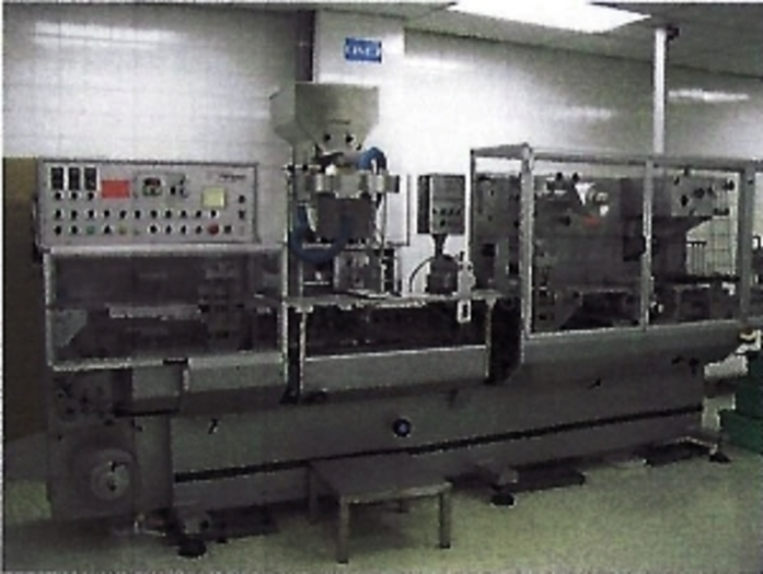 FARCON BLISTER PACKING MACHINE