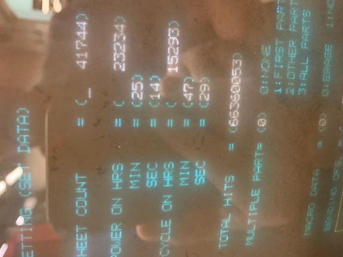 1998 55 Ton Amada Vipros 568 CNC Turret Punch