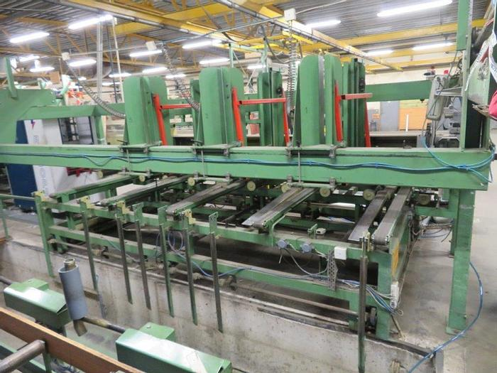 Used Board stacker boards up to 5 m