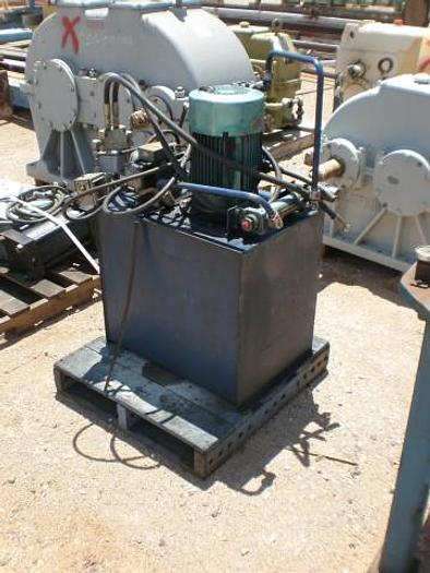 Used 7.5 HP Monarch Hydraulic Unit