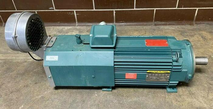 Used Baldor / Reliance RPMAC 20HP 3505RPM Inverter Duty ZDBRPM18204C 460V *Warranty*