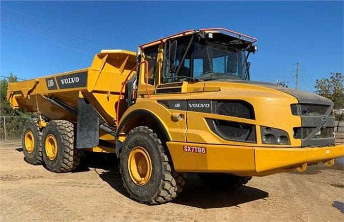 Used 2017 VOLVO A30G