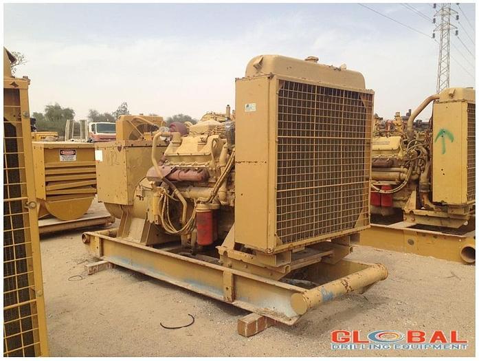 Used Item 0658 : Caterpillar SR4 Generator Set w/ 3408 DI Engine