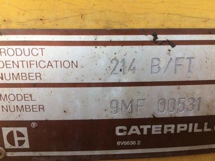 1994 CATERPILLAR 214B FT