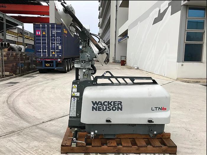 2017 Wacker Nueson LTN 6L-V