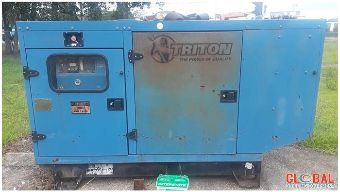 Used Item 0777 : Triton 117KW Generator