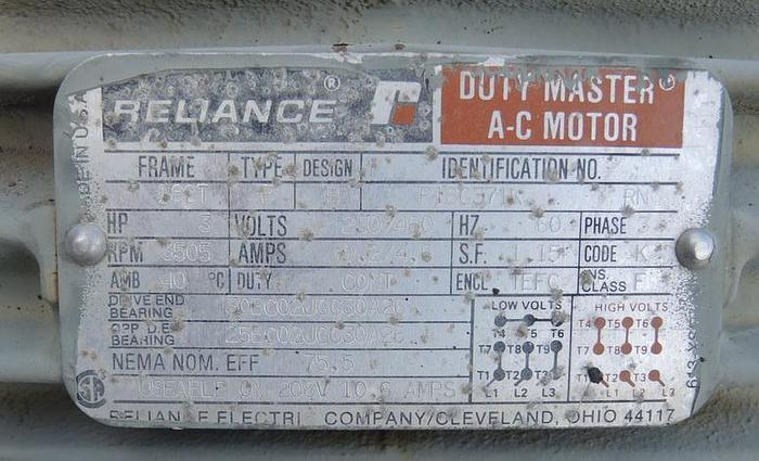 """USED CENTRIFUGAL PUMP, 1.5"""" X 1"""" INLET & OUTLET, DCI"""