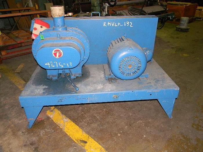 Used 30HP Vacuum Pump  stock # 4725-017