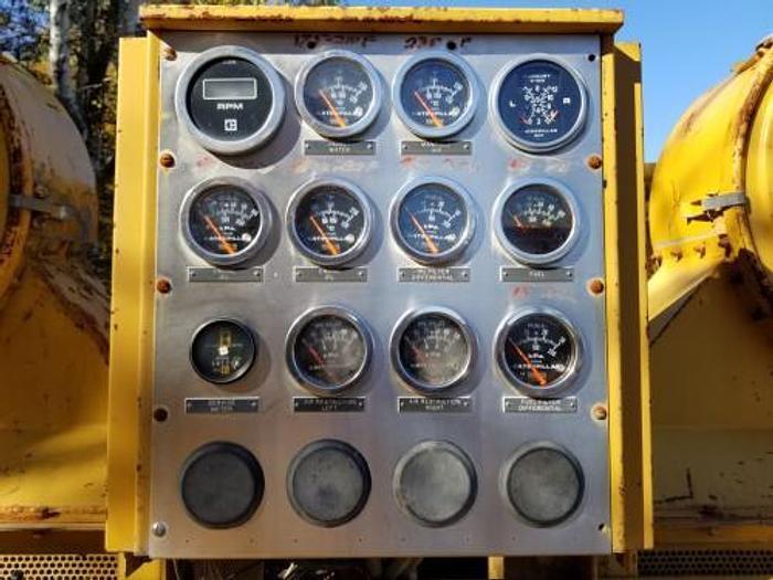 830 kW Caterpillar 3512 DITA Diesel Generator