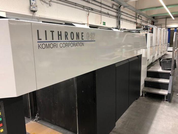 Gebraucht 2016 KOMORI KOMORI-LITHRONE-G-537-HC