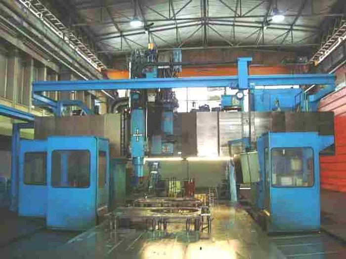 Usata FRESATRICE A PORTALE MOBILE FOREST LINE' S 246 TF-MH CNC