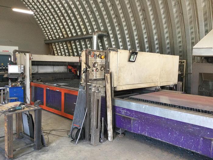 Gebraucht 2005 Bystronic  Bystar 3015 ByLaser CNC Laserschneidanlage