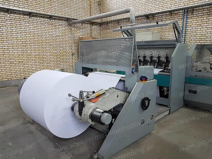 (CLC-46) - A3_A4 Cut-size sheeter - Bielomatik - 960 mm