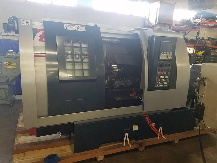 Used Pinnacle CNC Lathe PK-L210C