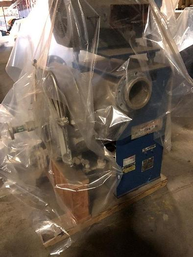 Used AHLSTROM MDL AS-2 SELECTOR, 30 HP S/S PRESSURE SCREEN