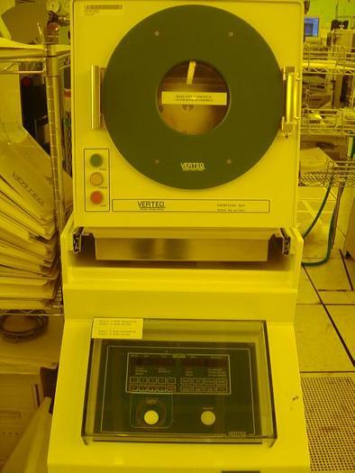Used Verteq  1800-50 Single Stack Spin Rinser/Dryer (X3)