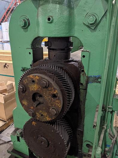 """Used NASH 68"""" Embossing Stand"""