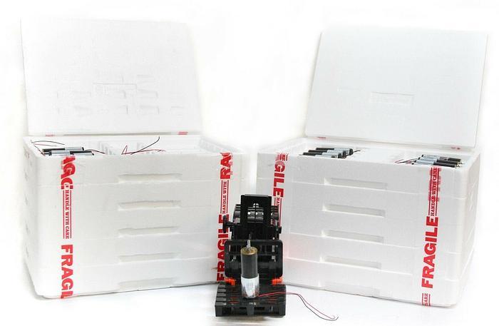 Maxon Motor 352102 Gear Reduction & Encoder 128:1 Gearhead 1166705 NEW (5402)